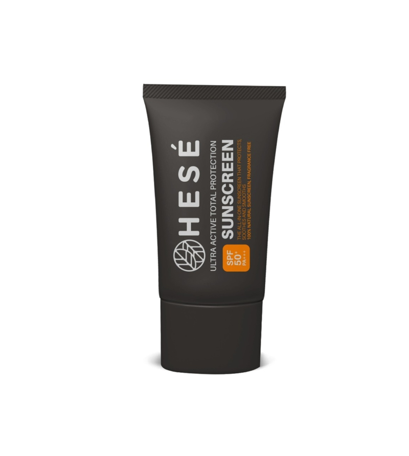 ULTRA ACTIVE TOTAL PROTECTION SUNSCREEN SPF50+ PA+++ - BEIGE